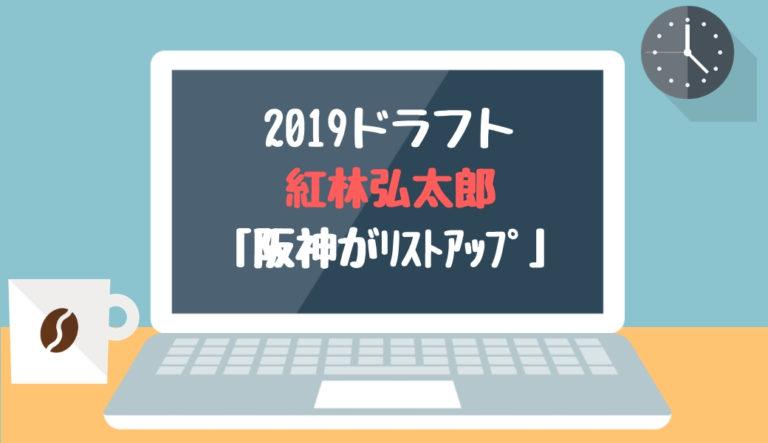 ドラフト2019候補 紅林弘太郎(駿河総合)「阪神がリストアップ」