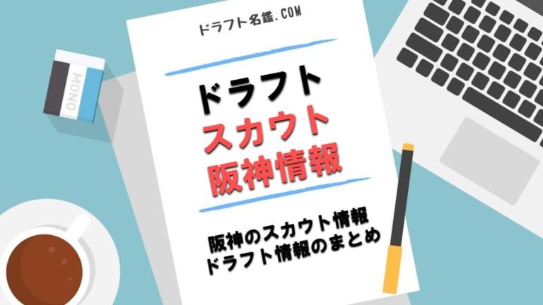 阪神 ドラフト情報